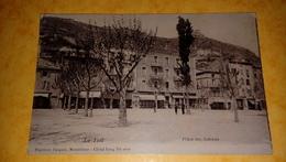 CPA Le Theil - France