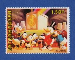 Vignette Walt Disney Entenhausen - Donald & Dagobert Duck, Trick Trak Und Truk 1,50 Taler - Disney