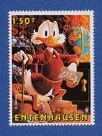 Vignette Walt Disney Entenhausen - Dagobert Duck 1,50 Taler - Disney