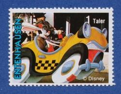 Vignette Walt Disney Entenhausen - Roger Rabbit 1 Taler - Disney
