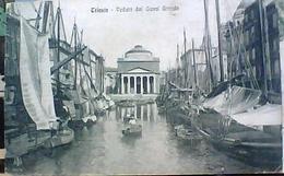 TRIESTE  CANAL  GRANDE  BARCHE VB1917 HA8068 - Trieste
