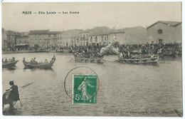 Meze Fete Locale Les Joutes - Mèze