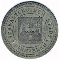 Allemagne - Nécessité - 50 Pfennig (ND) PIRMASENS - Monétaires/De Nécessité