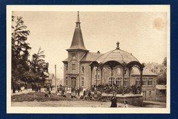 54. Mont Saint Martin. Ecole Des Filles Et Kiosque. - Mont Saint Martin