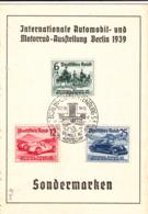 Drittes Reich - FDC - Deutschland