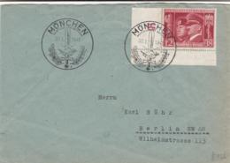 Drittes Reich -FDC - Deutschland