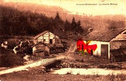 La Lesse Pittoreque - Le Moulin Molhan - Libin