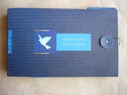 Avion / Airplane / SABENA / BOX / Frequent Flyer Programme / Oiseau Magritte - Cadeaux Promotionnels