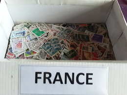 FRANCE - TIMBRES DE TOUTES ANNEES (NEUFS ET OBLIETRES) Vendus En VRAC - Timbres