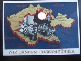 Postkarte - Hitler - Propaganda - Weltkrieg 1939-45