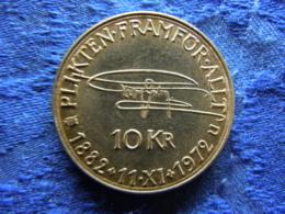 SWEDEN 10 KRONOR 1972, KM847 - Suède