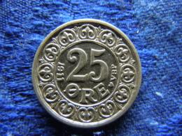 DENMARK 25 ÖRE 1911, KM808 - Danemark