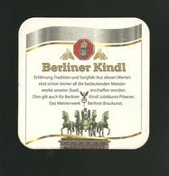 Sotto-boccale O Sottobicchiere - Berliner   - Birra - Sousbocks - Bierdeckel - Portavasos - Coaster - Posavasos - Deckel - Sotto-boccale