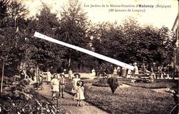 Les Jardins De La Maison-Frontière D'HALANZY (Belgique) - (20 Minutes De LONGWY - Aubange