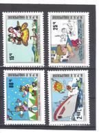 OST1451 ALBANIEN 1980  MICHL  2055/58  ** Postfrisch SIEHE ABBILDUNG - Albanien