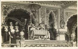 India, Unknown Sultan Maharaja Maharajah, Moharaja Unknown Ceremony (1920s) RPPC - India