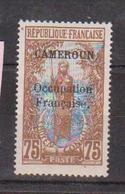 CAMEROUN           N°  YVERT  :  80   NEUF AVEC  CHARNIERES      ( Ch 1/23  ) - Kamerun (1915-1959)