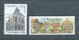 FRANCE  Yvert  N° 5146 Et 5243  Oblitérés - France