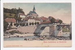 CPA SUISSE KLEIN LAUFENBURG Mit Rheinbrücke - AG Argovie