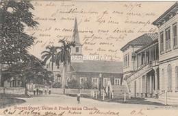 British Honduras  Belize   Regent Street Presbyterian Church  Bh25 - Belize