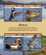 Mozambique - Postfris / MNH - Sheet Eenden 2019 - Mozambique