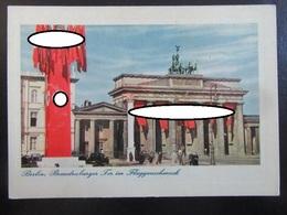 Postkarte - Propaganda - Berlin - Briefe U. Dokumente