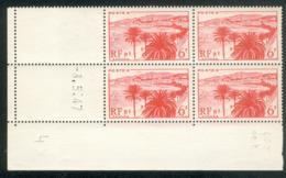 Lot 972 France Coin Daté N° 777 Du 8/5/1947 (**) - Dated Corners