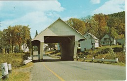CP - Old Covered Bridge  -  Non Ecrite - Etats-Unis