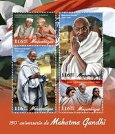 Mozambique - Postfris / MNH - Sheet Mahatma Gandhi 2019 - Mozambique