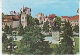 Targu Mures Marosvasarhely Avram Iancu Monument Unused - Monuments