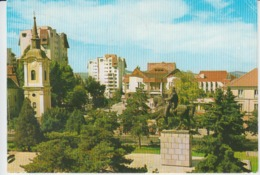 Targu Mures Marosvasarhely Avram Iancu Monument Used - Monuments