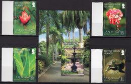 2009 - BRITISH VIRGIN ISLANDS  - Mi. Nr. 1188/1192 - NH - (UP.207.45) - British Virgin Islands