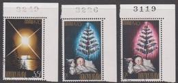 Norfolk Island ASC 133-135 1973 Christmas, Used - Norfolk Island