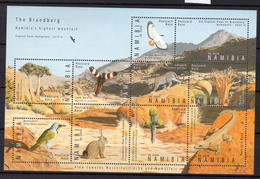 2009 - NAMIBIA - Yv. Nr. 1176/1185 - NH - (UP.207.45) - Namibia (1990- ...)