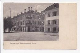 CPA SUISSE AARAU Gustav Hoch Samenhandlung - AG Argovie