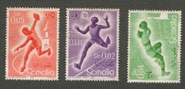 Timbre - Somalia - Sport - Somalie (1960-...)