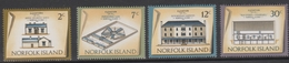 Norfolk Island ASC 136-151 1974 Buildings Part 2, Mint Never Hinged - Norfolk Island