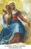 """S. MARIA """"STELLA MARIS"""" - Manfredonia (FG) -  M - PR - Mm. 70 X 110 - Religion & Esotérisme"""