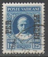 Vaticano 1931 - Pacchi 1,25 L.              (g1214) - Postpakketten