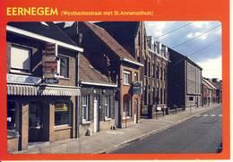 Eernegem Westkerkestraat Met St. Annarusthuis - Ichtegem
