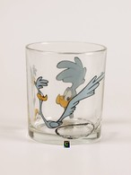Bicchiere O Bicchieri Nutella Kinder Ferrero 1992 - Warner Bros. 2 - Road Runner ( Glass - Glasses - Verres - Vasos - - Bicchieri