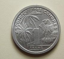 Comoros 1 Franc 1964 - Comores