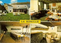 """CP De Verlée """" Restaurant LA RIPAILLE """" Havelange - Havelange"""