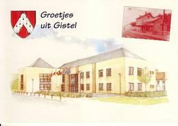 Gistel Administratief Centrum ( Het Vroegere Stationsgebouw) - Gistel