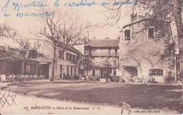 CPA - 366. MARLOTTE - Hôtel De La Renaissance - France