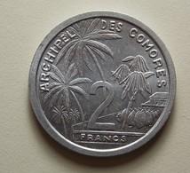 Comoros 2 Francs 1964 - Komoren