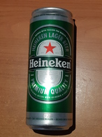 Lattina Italia - Birra Heineken - 33 Cl. -  Premium Alta ( Lattine-Cannettes-Cans-Dosen-Latas ) - Lattine
