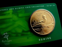 Australia 5 $ 2000 Sydney Olympic Games Rowing #10 - Andere