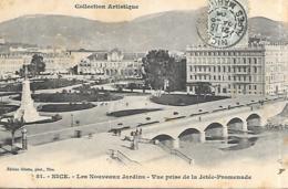 06 NICE LES NOUVEAUX JARDINS - Nizza