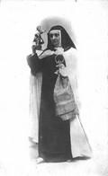 TEATRO ESPAÑOL - MARIA GUERRERO In Costume Original Vintage Photo 1910/20's 20 X 13 Cm - Personalidades Famosas